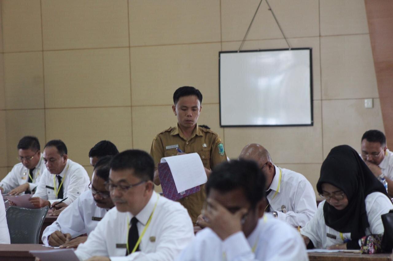 Pengumuman Panitia Seleksi Pengisian Jabatan Tinggi Pratama Kab. Paluta